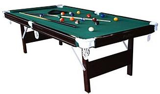 מעולה  שולחן ביליארד סנוקר SUPERLEAGUE POLLO - שולחנות משחק ישיר מהיבואן HP-46